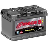 A-mega 5 Premium 75Ah-720Aen (h-175) R+