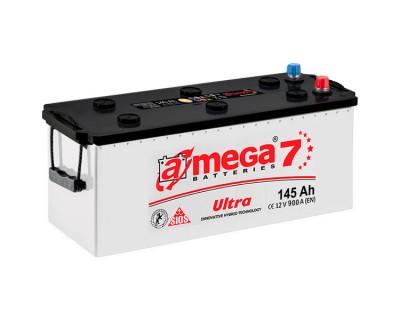 A-mega 7 Ultra 145Ah-900Aen L+ - фото 1