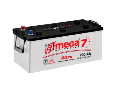 A-mega 7 Ultra 200Ah-1350Aen L+ - фото 1