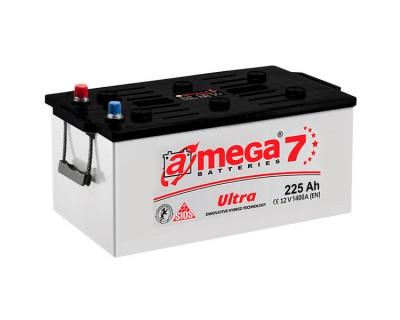 A-mega 7 Ultra 225Ah-1400Aen L+ - фото 1