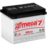 A-mega 7 Ultra 62Ah-610Aen L+