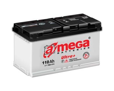 A-mega 7 Ultra Plus 110Ah-1000Aen R+ - фото 1