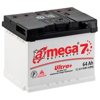 A-mega 7 Ultra Plus 64Ah-640Aen R+