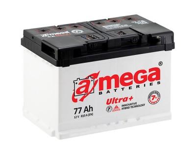 A-mega 7 Ultra Plus 77Ah-810Aen R+ - фото 1