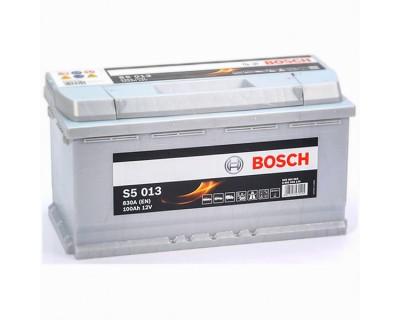 Bosch S5 (S5 013) 6 CT-100Ah-830A(en) (0) R+ - фото 1