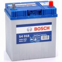 Bosch S4 (S4 018) 6 CT-40Ah-330A(en) Jis (0) R+