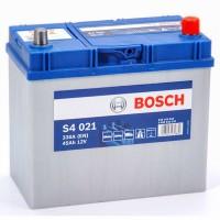 Bosch S4 (S4 021) 6 CT-45Ah-330A(en) Jis (0) R+