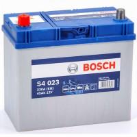 Bosch S4 (S4 023) 6 CT-45Ah-330A(en) Jis (1) L+