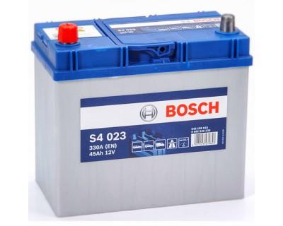 Bosch S4 (S4 023) 6 CT-45Ah-330A(en) Jis (1) L+ - фото 1