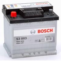 Bosch S3 (S3 003) 6 CT-45Ah-400A(en) (1) L+
