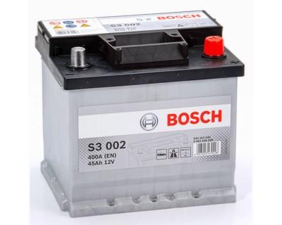 Bosch S3 (S3 002) 6 CT-45Ah-400A(en) (0) R+ - фото 1
