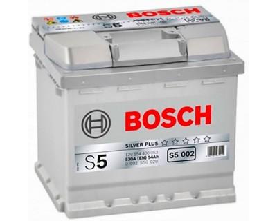 Bosch S5 (S5 002) 6 CT-54Ah-530A(en) (0) R+ - фото 1