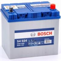 Bosch S4 (S4 024) 6 CT-60Ah-540A(en) Jis (0) R+