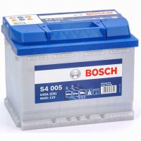 Bosch S4 (S4 005) 6 CT-60Ah-540A(en) (0) R+