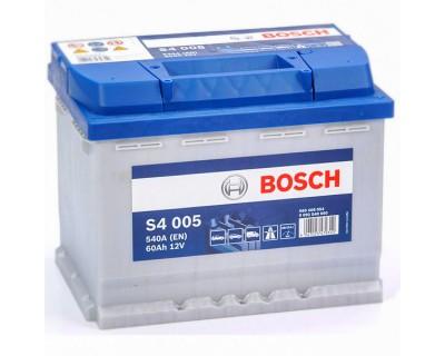 Bosch S4 (S4 005) 6 CT-60Ah-540A(en) (0) R+ - фото 1