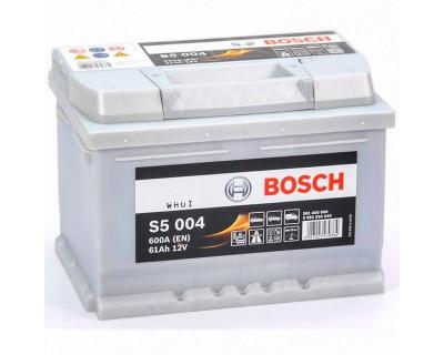 Bosch S5 (S5 004) 6 CT-61Ah-600A(en) h-175 (0) R+ - фото 1