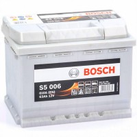 Bosch S5 (S5 006) 6 CT-63Ah-610A(en) (1) L+