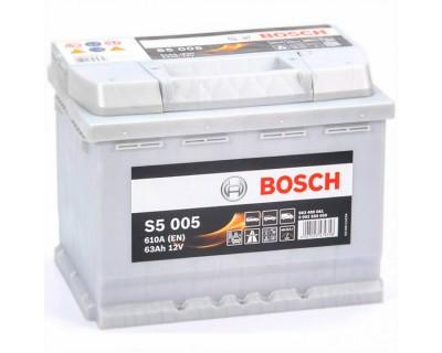 Bosch S5 (S5 005) 6 CT-63Ah-610A(en) (0) R+ - фото 1