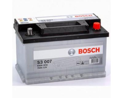 Bosch S3 (S3 007) 6 CT-70Ah-640A(en) h-175 (0) R+ - фото 1