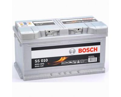 Bosch S5 (S5 010) 6 CT-85Ah-800A(en) h-175 (0) R+ - фото 1