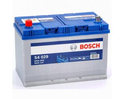 Bosch S4 (S4 029) 6 CT-95Ah-830A(en) Jis (1) L+ - фото 1