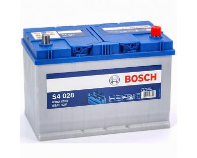 Bosch S4 (S4 028) 6 CT-95Ah-830A(en) Jis (0) R+ - фото 1