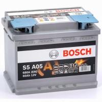 Bosch S5 AGM (S5 A05) 6 CT-60Ah-680A(en) (0) R+