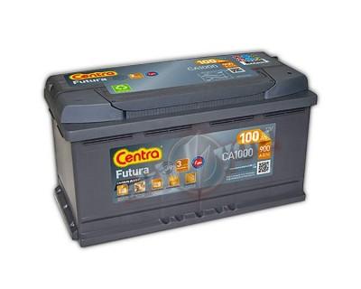 Centra Futura CA1000 (6 CT-100) 100Ah-900Aen R+ - фото 1