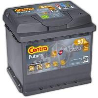 Centra Futura CA530(6 CT-53) 53Ah-540Aen R+