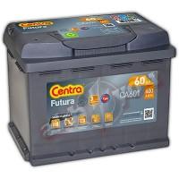 Centra Futura CA601 (6 CT-60) 60Ah-600Aen L+