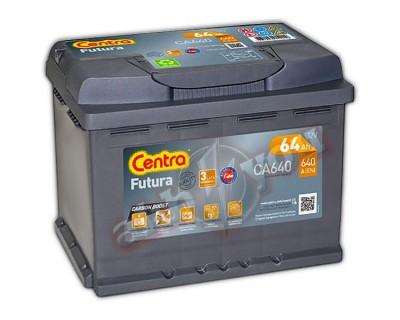 Centra Futura CA640 (6 CT-64) 64Ah-640Aen R+ - фото 1
