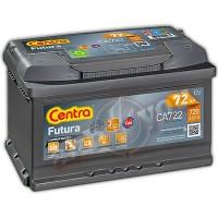 Centra Futura CA722 (6 CT-72) h-175 72Ah-720Aen R+