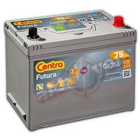 Centra Futura CA754 (6 CT-75) 75Ah-630Aen R+