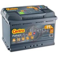 Centra Futura CA770 (6 CT-77) 77Ah-760Aen R+