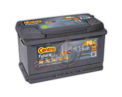 Centra Futura CA900 (6 CT-90) 90Ah-720Aen R+ - фото 1