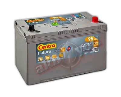 Centra Futura CA954(6 CT-95) 95Ah-800Aen R+ - фото 1
