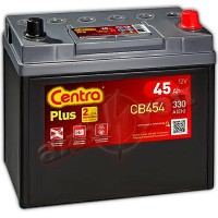 Centra Plus CB454 (6 CT-45) 45Ah-330Aen R+