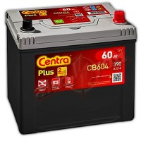 Centra Plus CB604 (6 CT-60) 60Ah-390Aen R+