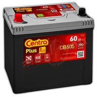 Centra Plus CB605 (6 CT-60) 60Ah-390Aen L+
