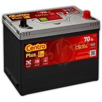 Centra Plus CB704 (6 CT-70) 70Ah-540Aen R+