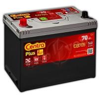 Centra Plus CB705 (6 CT-70) 70Ah-540Aen L+