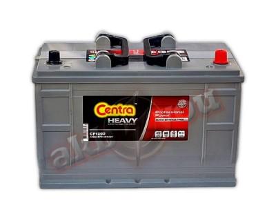 Centra Heavy Professional Power HDX CF1202 (6 CT-120) 120Ah-870Aen R+ - фото 1