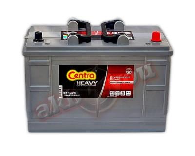 Centra Heavy Professional Power HDX CF1420 (6 CT-142) 142Ah-850Aen R+ - фото 1