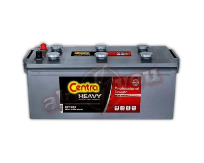 Centra Heavy Professional Power HDX CF1853 (6 CT-185) 185Ah-1150Aen L+ - фото 1