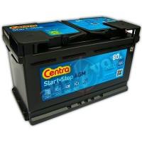 Centra Start-Stop AGM CK800 (6 CT-80) 80Ah-800Aen R+