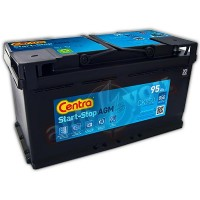 Centra Start-Stop AGM CK950 (6 CT-95) 95Ah-850Aen R+