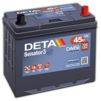 Deta Senator3 DA456 (6 CT-45) 45Ah-390Aen R+