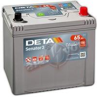 Deta Senator3 DA654 (6 CT-65) 65Ah-580Aen R+