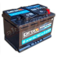 Deta Intelligent Power AGM DK700 (6 CT-70) 70Ah-760Aen R+