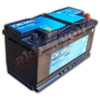 Deta Start-Stop AGM DK950 (6 CT-95) 95Ah-850Aen R+
